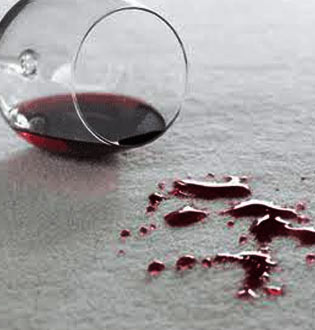 Wine Stain Removal Service